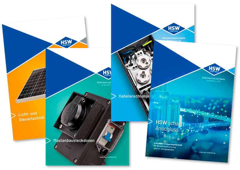 HSW catalogues