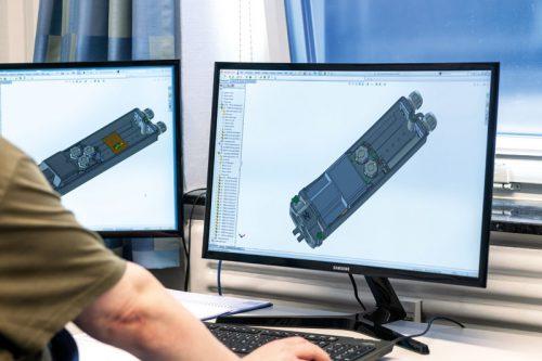 HSW CAD Entwicklung