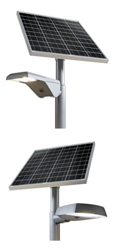 HSW LED-Solarleuchten